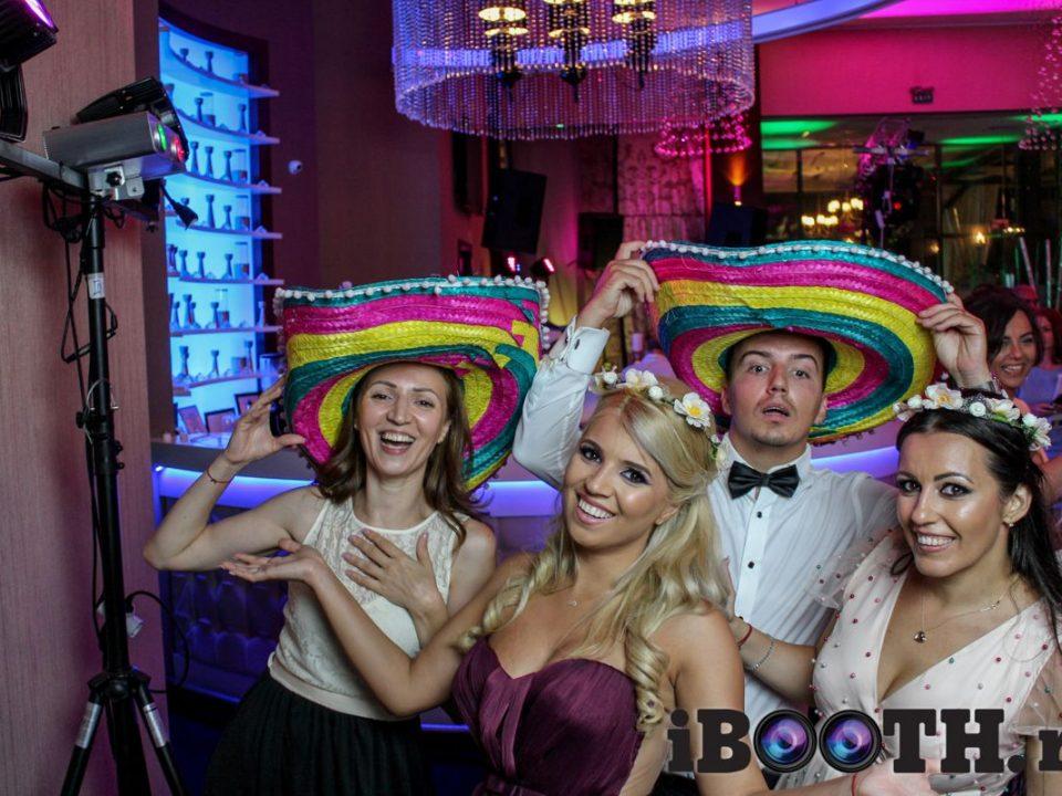 nunta cu photobooth hotel ambasador