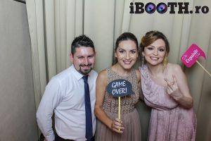 nunta cu photobooth la reina events